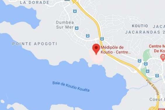 Accident sur la Savexpress à Dumbéa, une déviation en cours