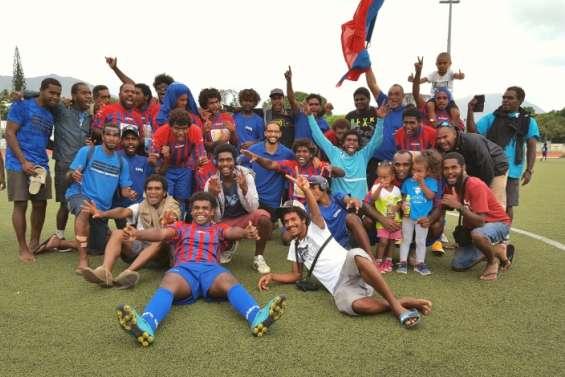 Football: l'AS Qanono monte en Super Ligue