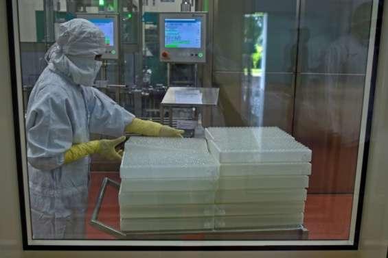 Dans les coulisses du plus grand fabricant de vaccins au monde, l'institut Serum, en Inde
