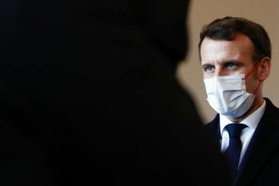 Macron s'engage à
