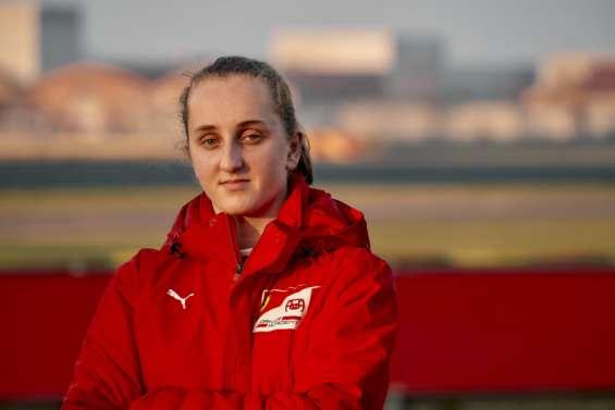 Ferrari donne sa chance à une jeune pilote