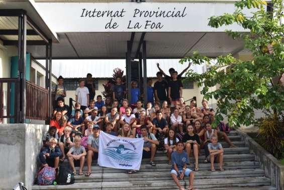 Les jeunes nageurs remotivés grâce aux activités d'été
