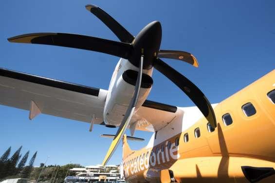 Plus qu'un seul tarif et des options pour le fret d'Air Calédonie