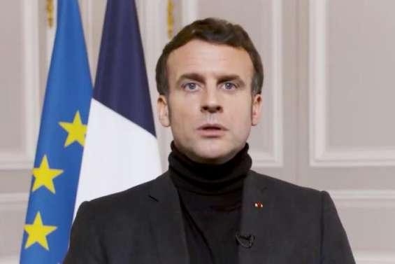 Macron s'engage à «agir» contreles violences sexuelles sur enfants