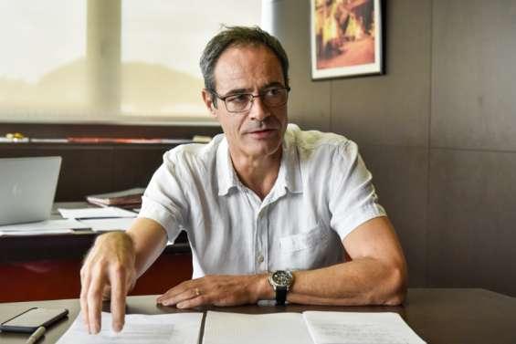 Guillaume Verschaeve, directeur général de laSLN : «Nous sommes en flux tendu sur toute la chaîne»