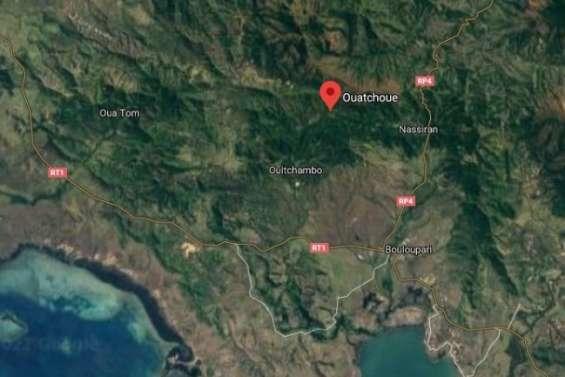 Le père Fatauli décède dans un accident de voiture, à Boulouparis