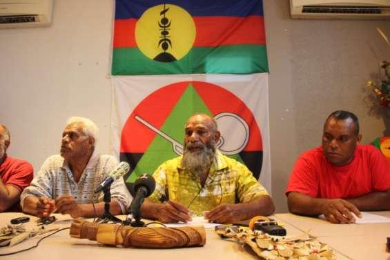 Le Palika demande la levée des barrages de la SLN