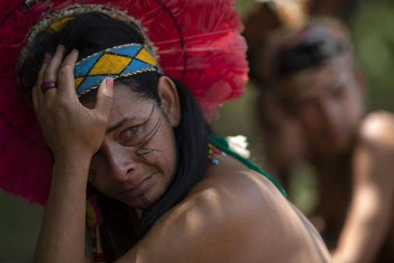 Le chef Raoni dénonce Bolsonaro devant la CPI pour
