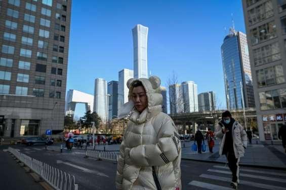 Le rebond chinois au menu du Forum de Davos