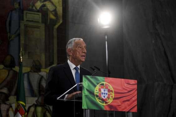 Le modéré Marcelo Rebelo de Sousa réélu président