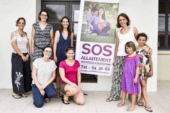 SOS Allaitement dresse le bilan de son activité