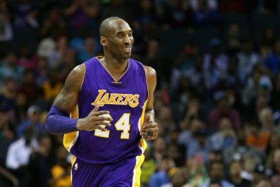 NBA: Kobe Bryant, un an après