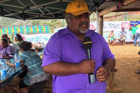 Goro :le FLNKS et le collectif Usup poursuivent