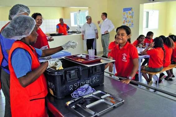 Cantine, garderie, activités: ce qui change dans les communes du Grand Nouméa à partir de la rentrée