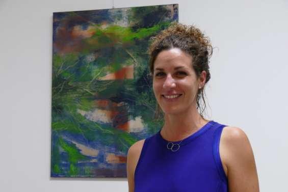 Marion Mosa expose à  La Parisienne brocante