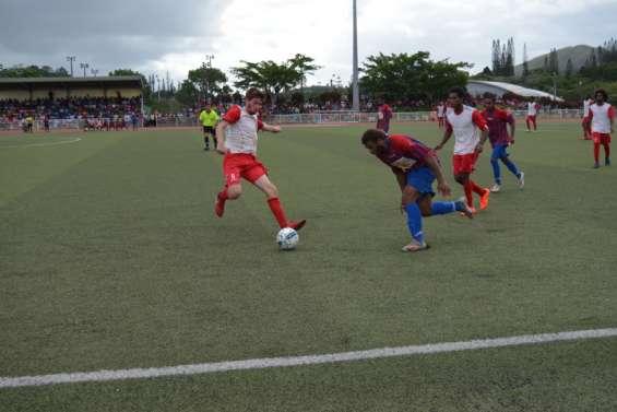 Football : Vincent Bois, «le souffle» d'Ouvéa