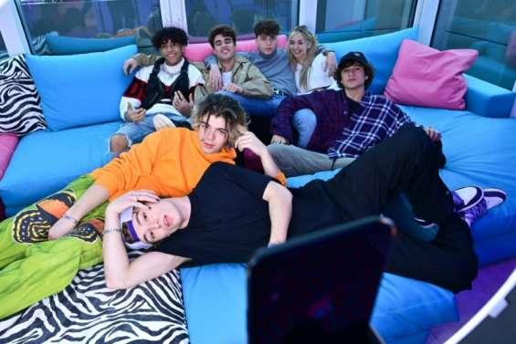 La Defhouse, pépinière à l'italienne de jeunes stars de TikTok