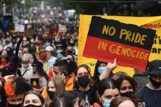 Une fête nationale marquée par des manifestations