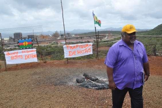 Usine du Sud : la détermination du FLNKS pour un
