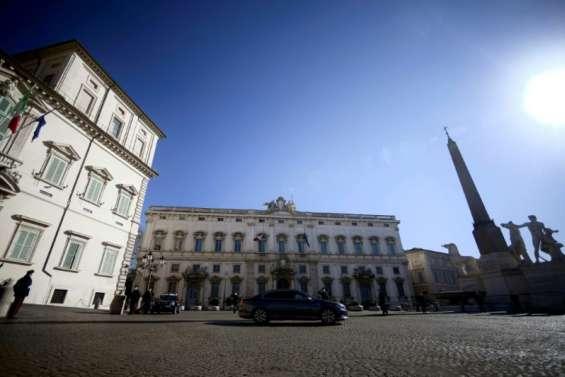 La démission de Conte plonge l'Italie dans l'incertitude