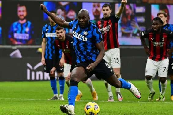 L'Inter de Lukaku vient à bout du Milan d'