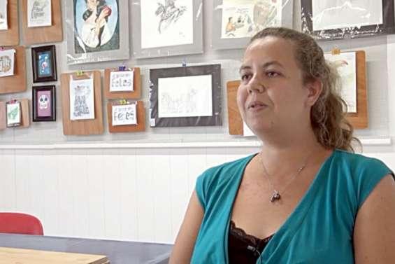 [VIDÉO] Dans les coulisses de l'illustration avec Julie Ferrand