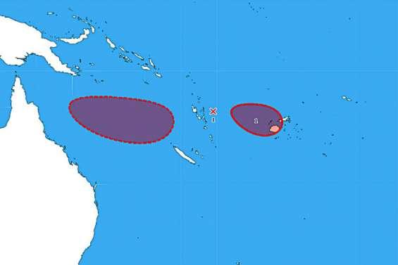 Deuxdépressions tropicalessous surveillance