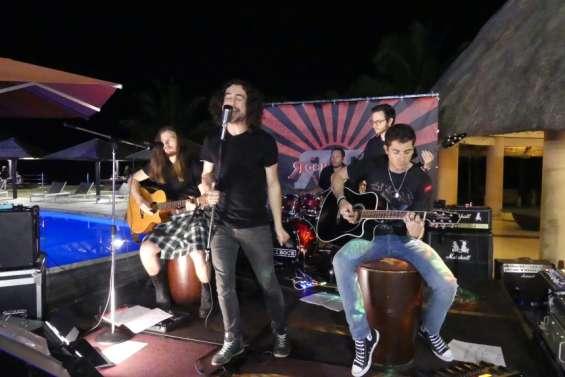 Rock on The Rock promet deux concerts de trois heures