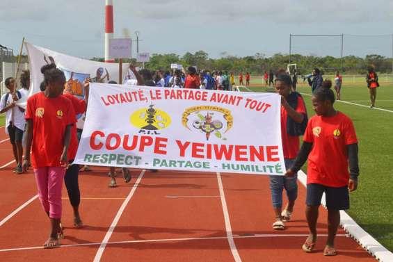 Clap de fin pour la Coupe Yeiwene