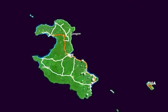 Les populations littorales de Lifou appelées à se mettre à l'abri