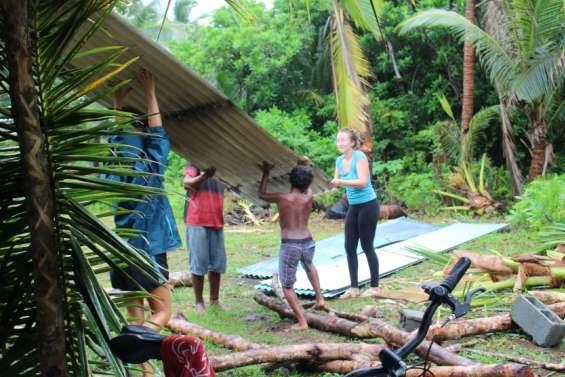 Dépression tropicale Lucas : les Loyauté se préparent dans le calme