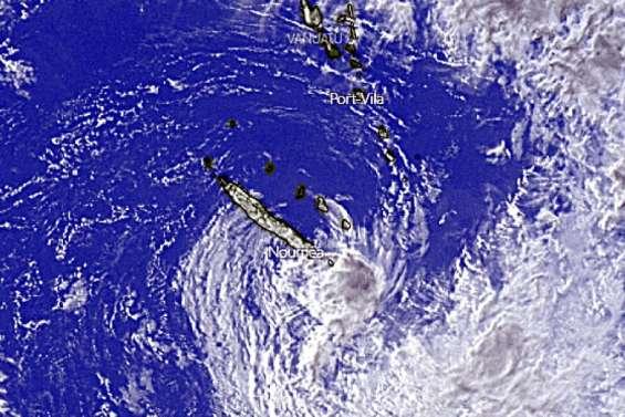 L'alerte cyclonique maintenue danscertaines communes, levée dans d'autres