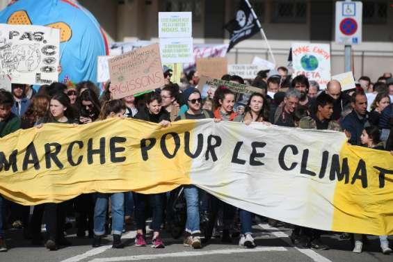 L'État «responsable» dans la lutte contre le réchauffement