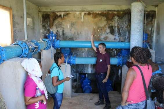 Pouembout : le réseau d'eau potable de VKP livre tous ses secrets