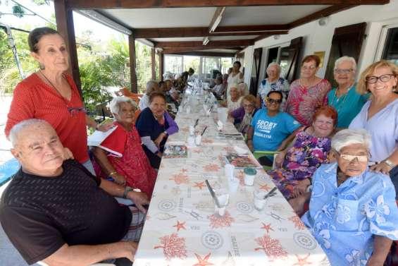 A Nouméa, lesseniors sont de retour à l'Acapa