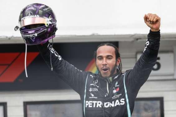Lewis Hamilton roulera encore en F1 cette saison