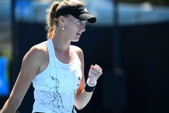 Open d'Australie: Mladenovic retrouve confiance et ambitions