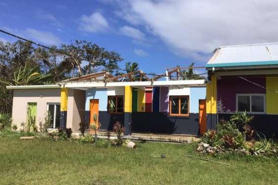 La rentrée scolaire est reportée au 22février à Lifou