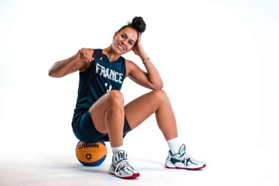 Soana Lucet, 33 ans, basketteuse professionnelle : «C'est important d'être heureuse»