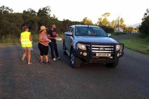 L'association des résidents de Bellevue collecte pour assurer ses bénévoles