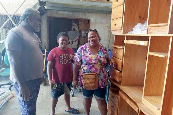 A Nouméa, Saint-Vincent-de-Paul fait sa braderie de rentrée