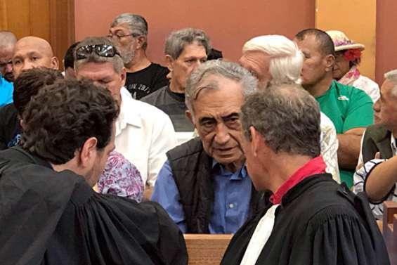 À Nouméa, Oscar Temaru débouté de son référé contre le procureur de Papeete