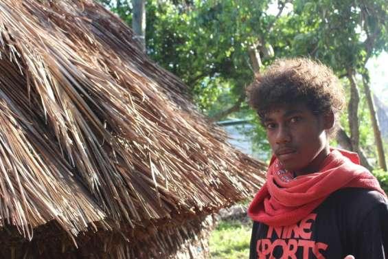 Une rentrée dans un lycée si loin de son île