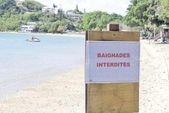 Baignade : à Nouméa, des plages moins polluées malgré quelques points noirs