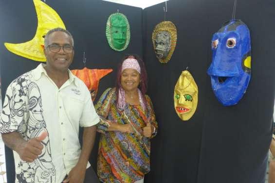 L'esprit du carnaval antillais investit la bibliothèque Bernheim