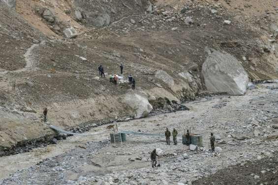 La crue dans l'Himalaya prive d'eau la ville de New Delhi