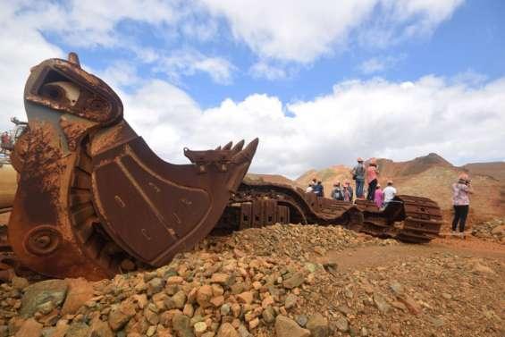 Thio : au cœur de la minede nickel du Plateau