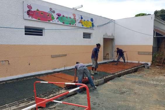 La Foa : rentrée reportée au 1ermars aux Bégonias, les maternelle accueillis au centre socioculturel