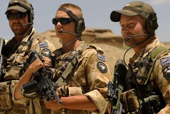 Wellington retire ses troupes d'Afghanistan
