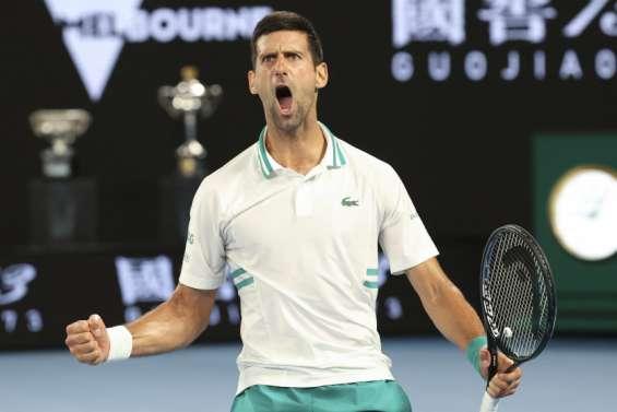 Djokovic pour tenter la passe de neuf